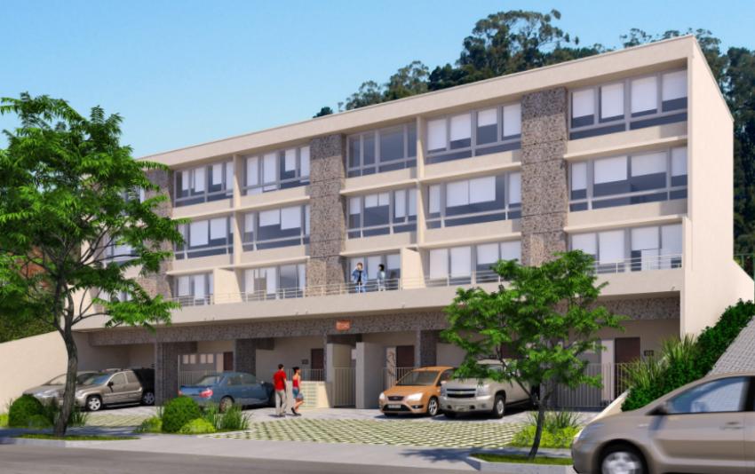 Proyecto TH345 Townhouses de Inmobiliaria Ikonnex-2