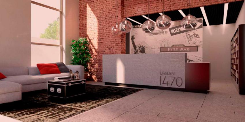 Proyecto Edificio Urban 1470 de Inmobiliaria Aitue-2