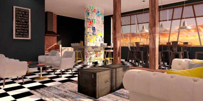 Proyecto Edificio Urban 1470 de Inmobiliaria Aitue-7