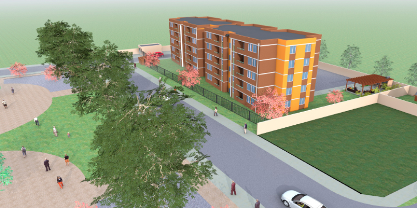 Proyecto Barrio Las Delicias de Inmobiliaria Inespa Inmobiliaria-2