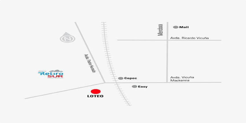 Proyecto Altos del Retiro Sur B de Inmobiliaria Galilea-13