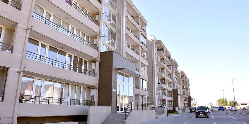 Proyecto Edificios Barlovento - Etapa III de Inmobiliaria Barlovento Inmobiliaria-2