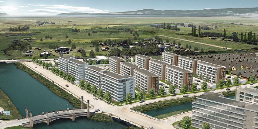 Proyecto Edificios Barlovento - Etapa III de Inmobiliaria Barlovento Inmobiliaria-3