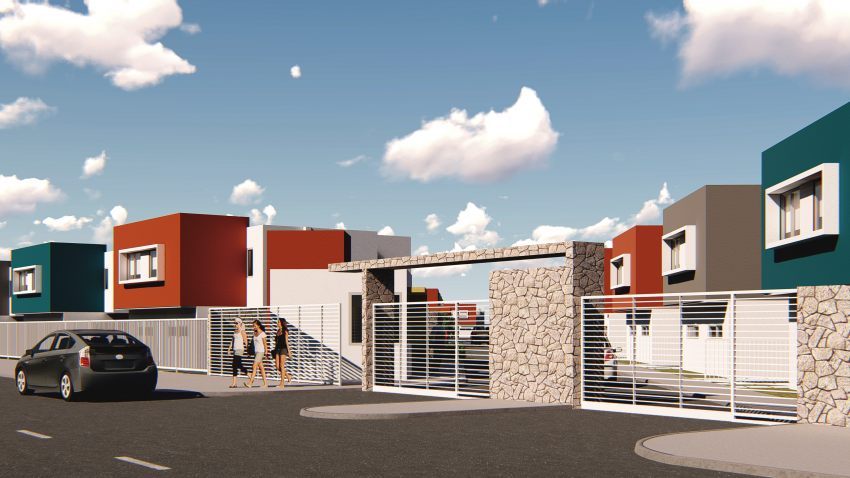 Proyecto Condominio Vistamar de Inmobiliaria Nueva Urbe-2