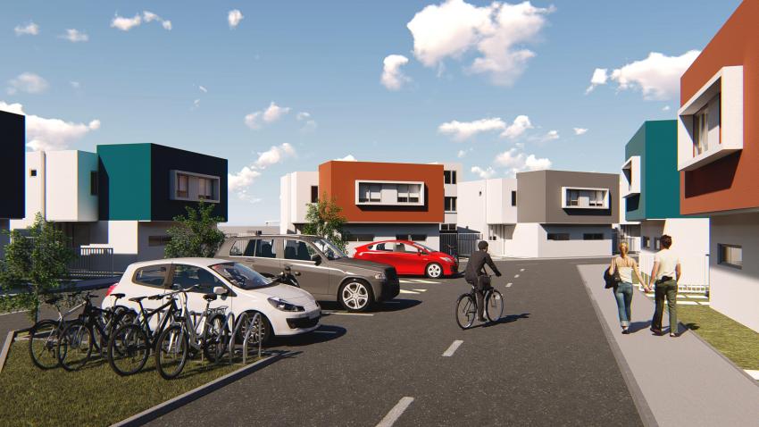 Proyecto Condominio Vistamar de Inmobiliaria Nueva Urbe-3