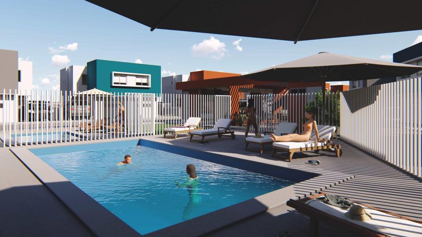 Proyecto Condominio Vistamar de Inmobiliaria Nueva Urbe-4