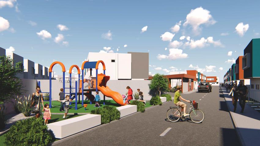 Proyecto Condominio Vistamar de Inmobiliaria Nueva Urbe-5