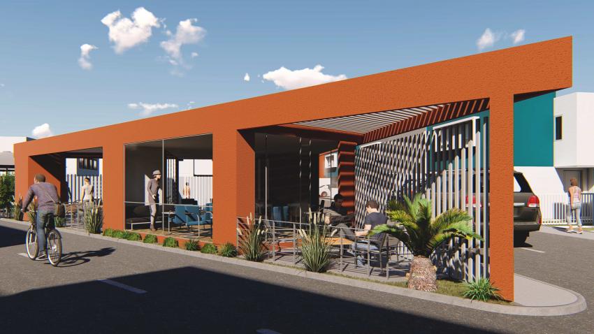 Proyecto Condominio Vistamar de Inmobiliaria Nueva Urbe-6