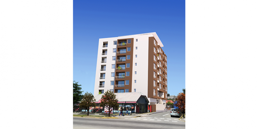 Proyecto Edificio Santa Isabel de Inmobiliaria Las Palmas Inmobiliaria-2