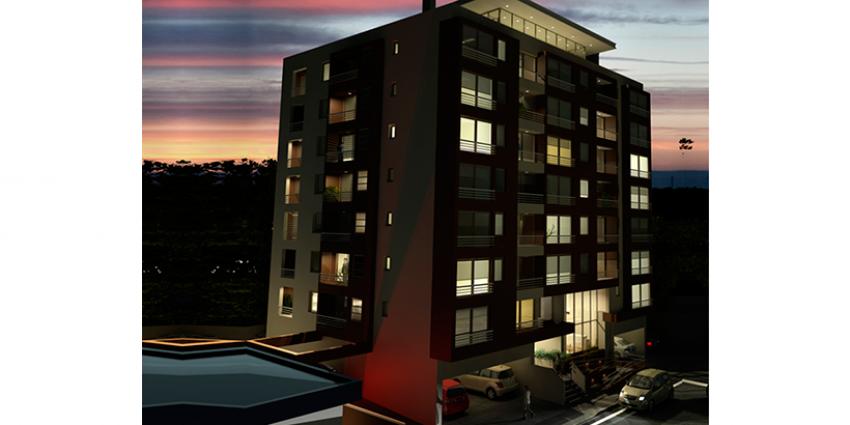 Proyecto Edificio Santa Isabel de Inmobiliaria Las Palmas Inmobiliaria-3