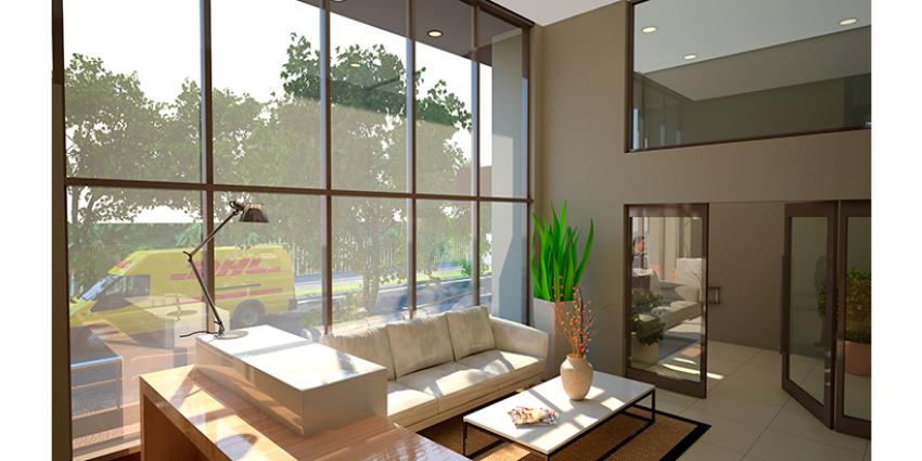 Proyecto Edificio Santa Isabel de Inmobiliaria Las Palmas Inmobiliaria-4