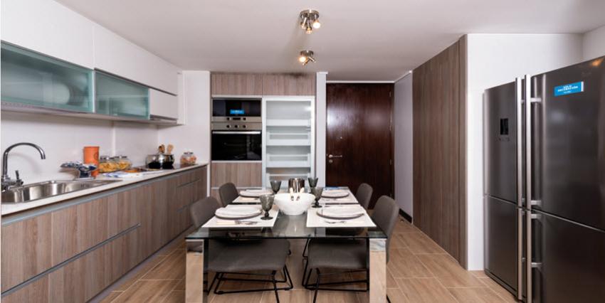 Proyecto Altos de Idahue - Edificio Coihue de Inmobiliaria Pocuro-3
