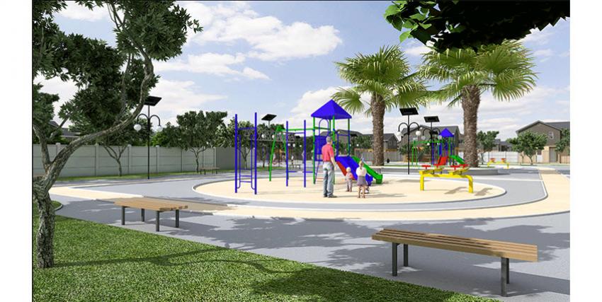 Proyecto Parque Poniente III de Inmobiliaria La Cruz Inmobiliaria-5
