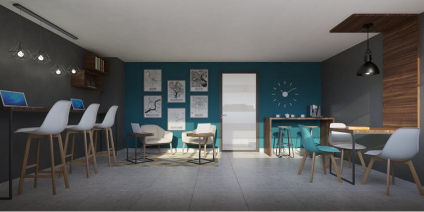Proyecto Edificio Neoflorida 2 de Inmobiliaria Neourbe-2