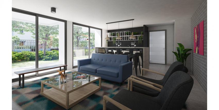 Proyecto Edificio Neoflorida 2 de Inmobiliaria Neourbe-4