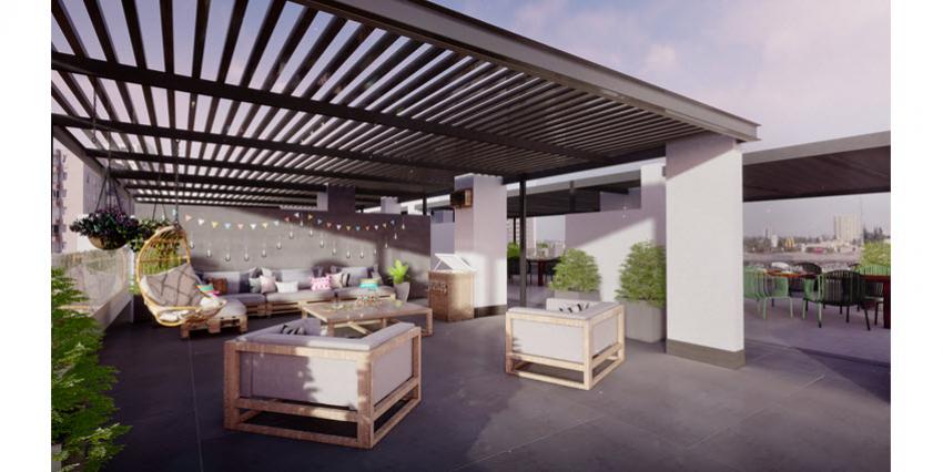 Proyecto Edificio Neoflorida 2 de Inmobiliaria Neourbe-6