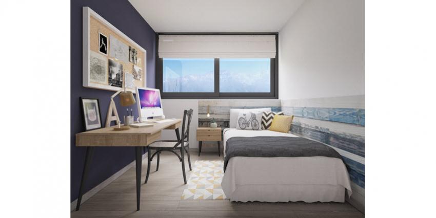 Proyecto Edificio Neoflorida 2 de Inmobiliaria Neourbe-10