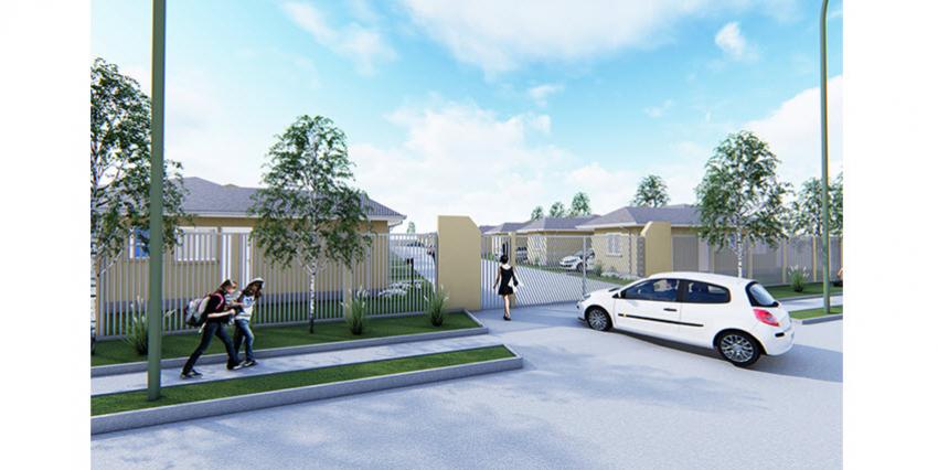 Proyecto Conjunto Residencial Doña Elizabeth de Inmobiliaria JC Valdebenito Inmobiliaria-2