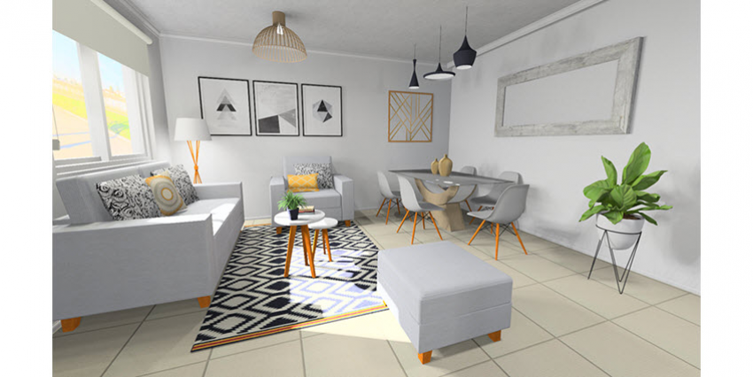 Proyecto Conjunto Residencial Doña Elizabeth de Inmobiliaria JC Valdebenito Inmobiliaria-3