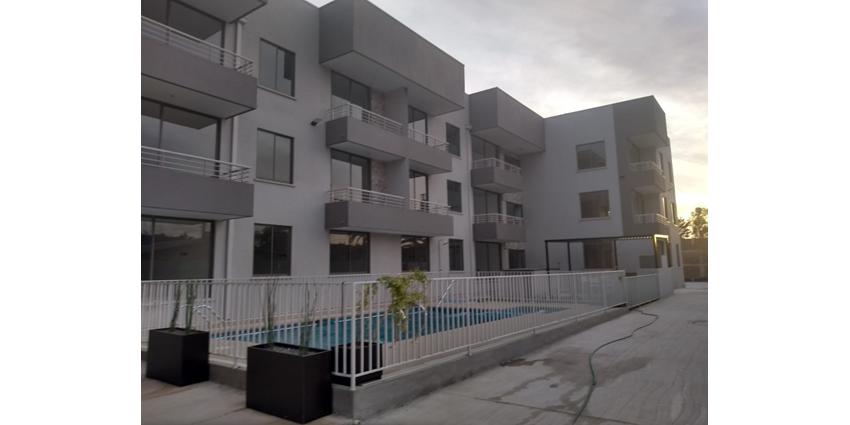 Proyecto Condominio Laffitte de Inmobiliaria San Pablo Ltda Constructora-11