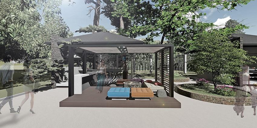 Proyecto Condominio Parque Encanto de Curauma de Inmobiliaria Puerta del Sol SPA-5