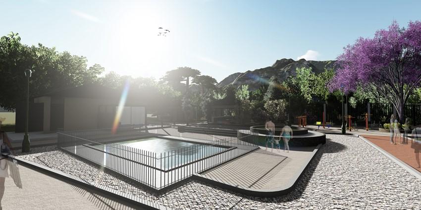 Proyecto Condominio Parque Encanto de Curauma de Inmobiliaria Puerta del Sol SPA-4