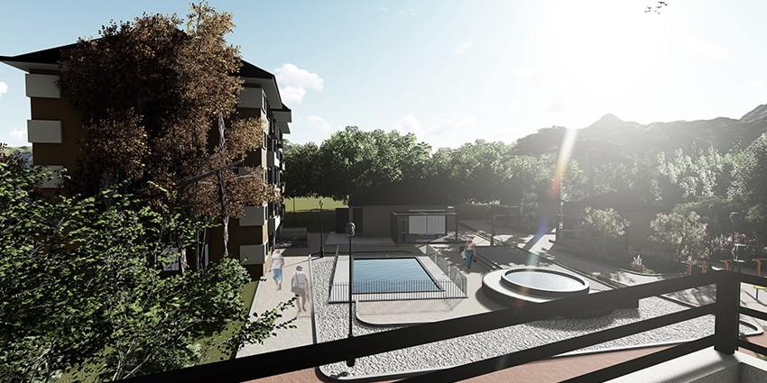 Proyecto Condominio Parque Encanto de Curauma de Inmobiliaria Puerta del Sol SPA-3