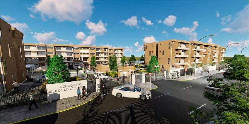 Proyecto Condominio Isla de Los Alerces de Inmobiliaria Lago Otoñal-2