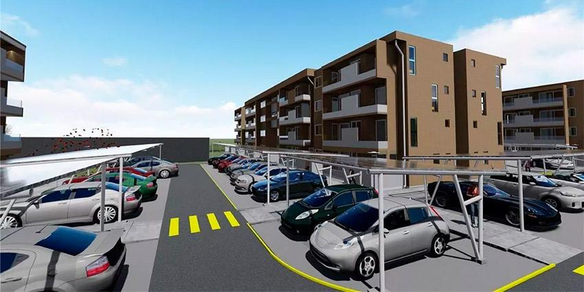 Proyecto Condominio Isla de Los Alerces de Inmobiliaria Lago Otoñal-5