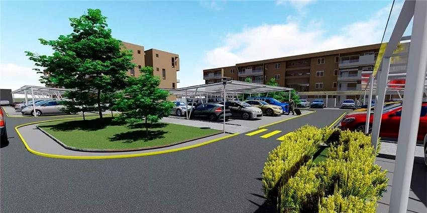 Proyecto Condominio Isla de Los Alerces de Inmobiliaria Lago Otoñal-6