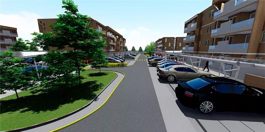 Proyecto Condominio Isla de Los Alerces de Inmobiliaria Lago Otoñal-8