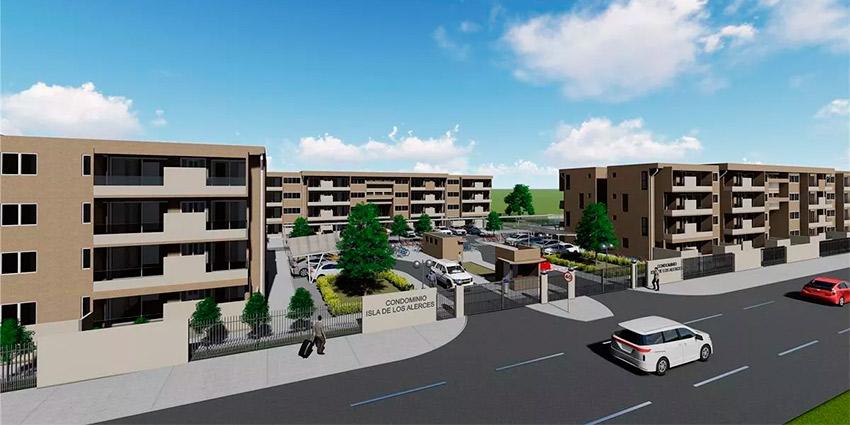 Proyecto Condominio Isla de Los Alerces de Inmobiliaria Lago Otoñal-9