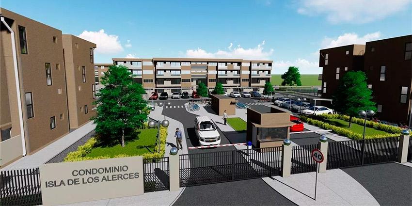 Proyecto Condominio Isla de Los Alerces de Inmobiliaria Lago Otoñal-10