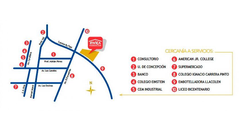 Proyecto Santa María de Lagunillas de Inmobiliaria Invica-3