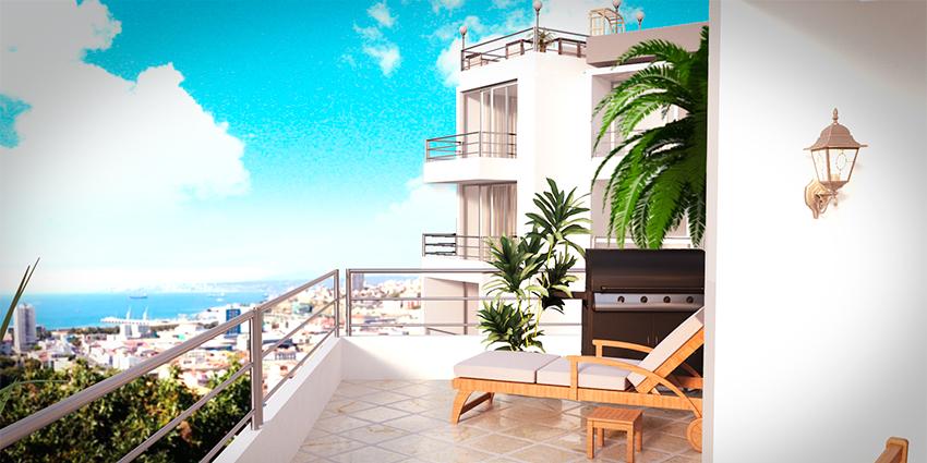 Proyecto Condominio Bello Horizonte de Inmobiliaria Bello Horizonte-4