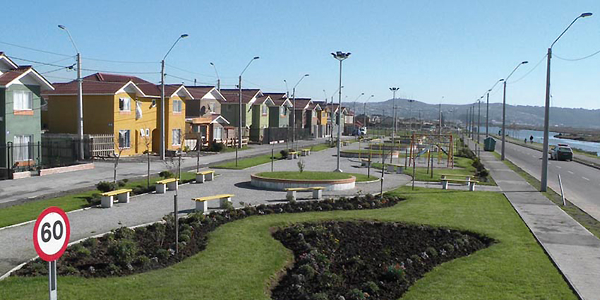 Proyecto Parque Res San Marcos - Etapa XIV de Inmobiliaria Miramar Constructora-9