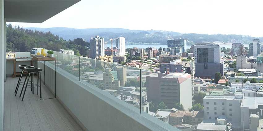 Proyecto Edificio Claro Solar de Inmobiliaria San Isidro Inmobiliaria-2