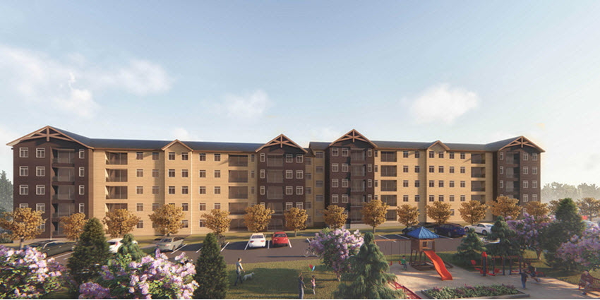 Proyecto Condominio Mirador de Lauquen de Inmobiliaria Icuadra-2