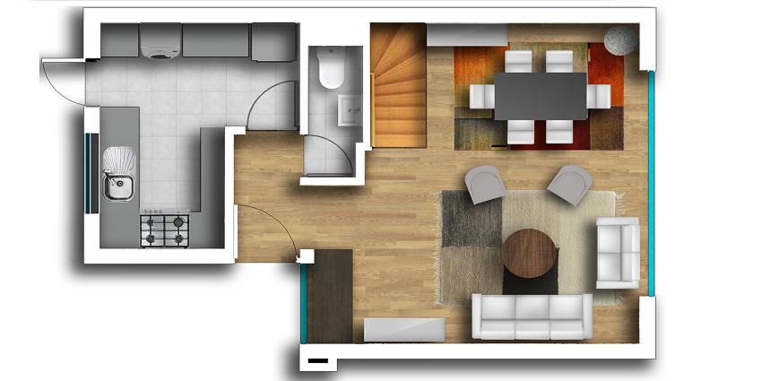 Proyecto Condominio Santa Cecilia de Inmobiliaria Cumbre Constructora-13