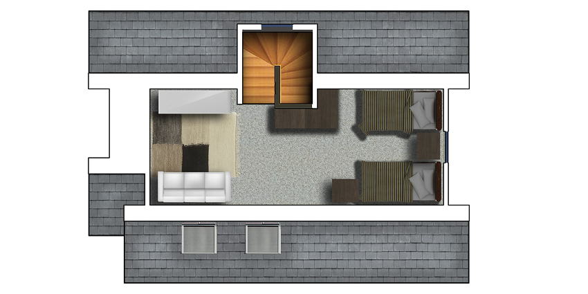 Proyecto Condominio Santa Cecilia de Inmobiliaria Cumbre Constructora-15