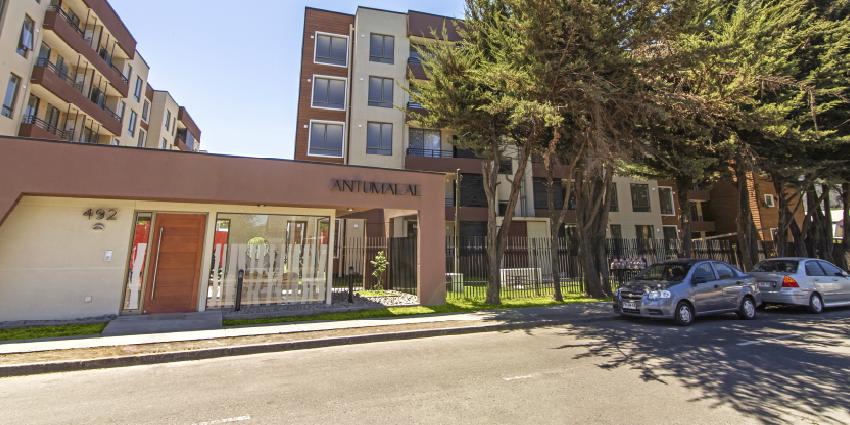 Proyecto Antumalal de Inmobiliaria MNK-4