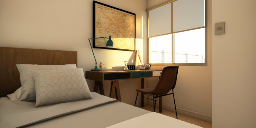 Proyecto Barrio Norte IV de Inmobiliaria La Cruz Inmobiliaria-10