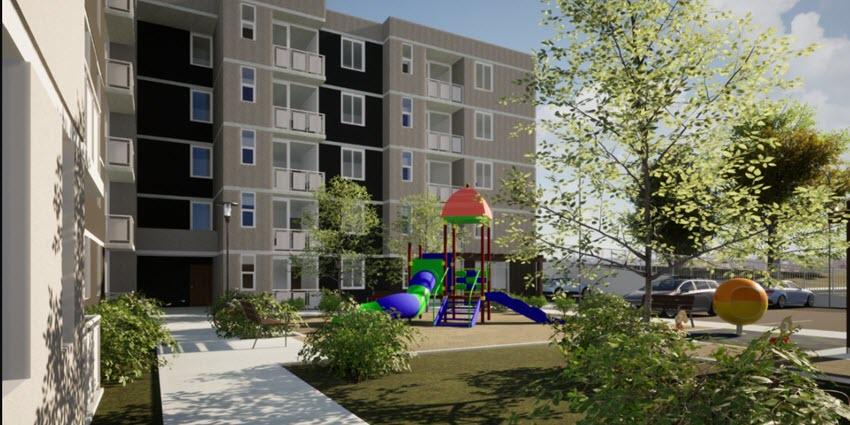 Proyecto Condominio Alto Carrera de Inmobiliaria Inespa-2