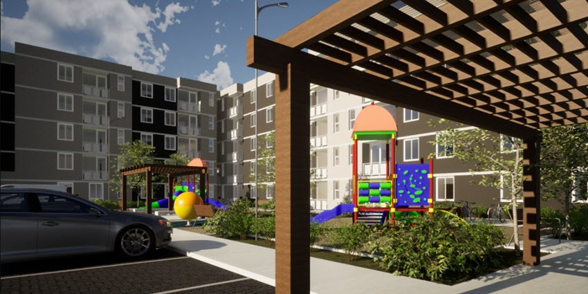 Proyecto Condominio Alto Carrera de Inmobiliaria Inespa-3