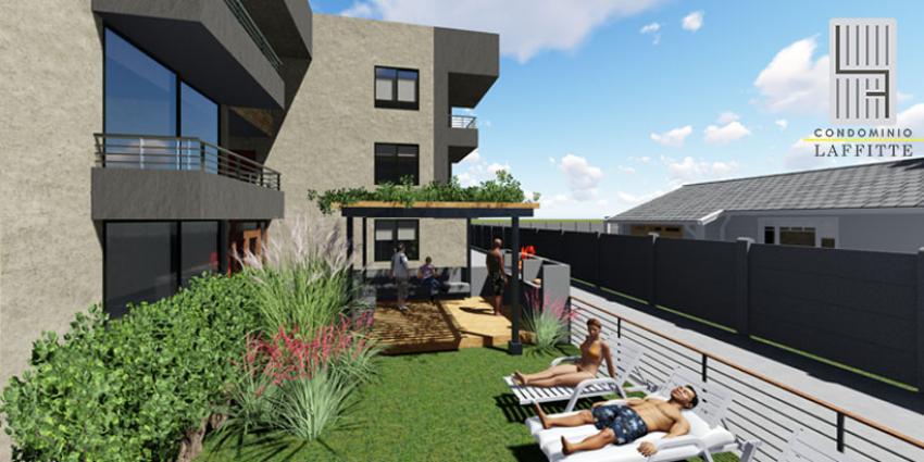 Proyecto Condominio Laffitte de Inmobiliaria San Pablo Ltda Constructora-5