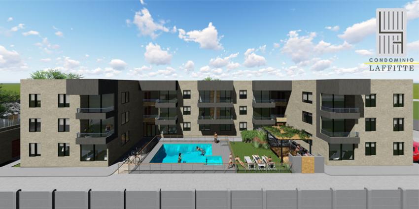 Proyecto Condominio Laffitte de Inmobiliaria San Pablo Ltda Constructora-2