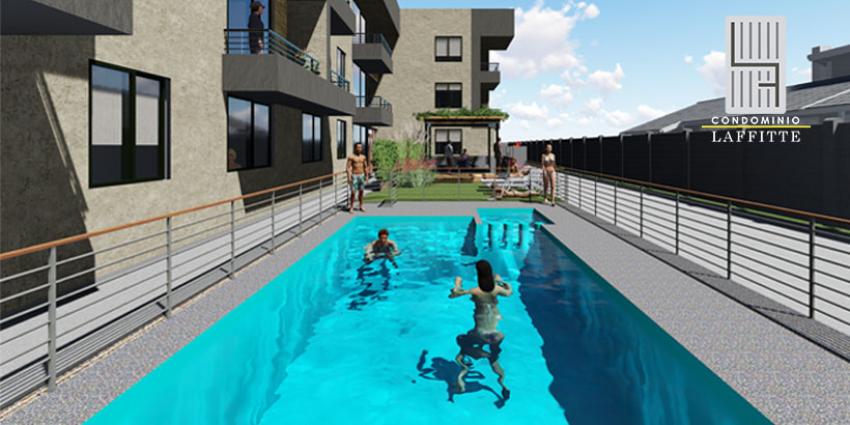 Proyecto Condominio Laffitte de Inmobiliaria San Pablo Ltda Constructora-4