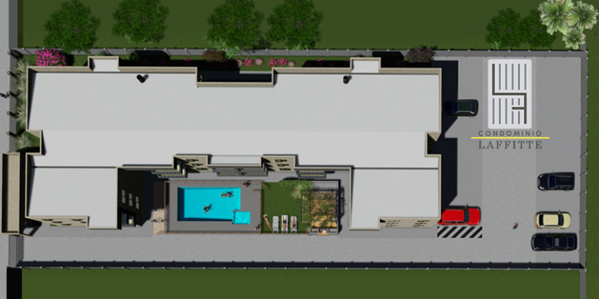 Proyecto Condominio Laffitte de Inmobiliaria San Pablo Ltda Constructora-7