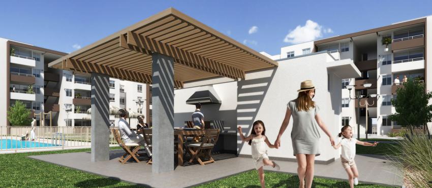 Proyecto Parque San Marcos Departamentos de Inmobiliaria Aconcagua-9