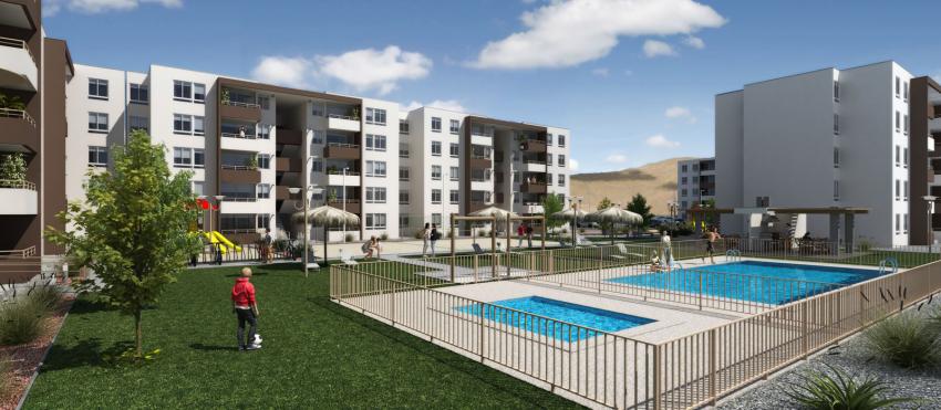 Proyecto Parque San Marcos Departamentos de Inmobiliaria Aconcagua-11